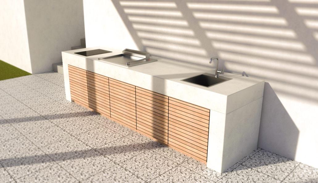 Outdoor Küche planen - outdoorkueche.de